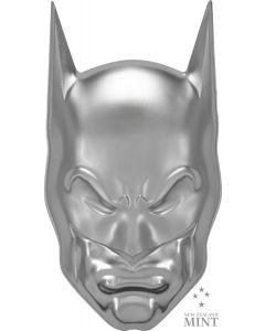2020年 纽埃chibi DC漫画系列蝙蝠侠.999银币2盎司