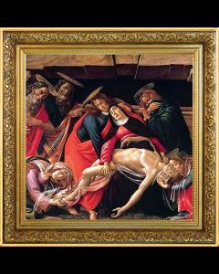 2020年 纽埃 哀悼基督耶稣逝世 .999银币 1盎司